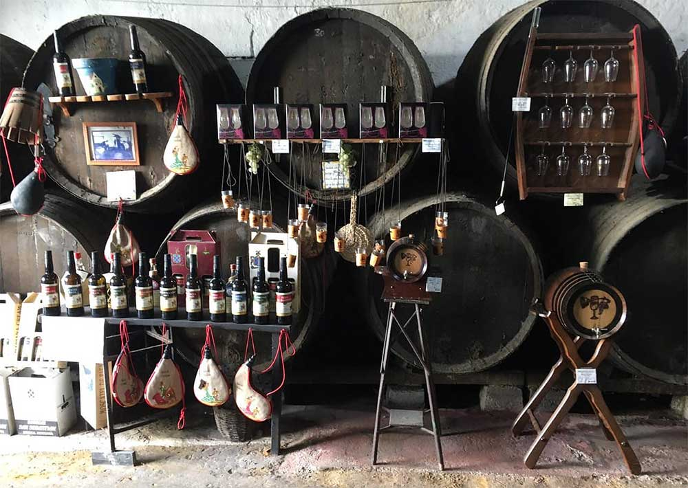 Sherry wine tour
