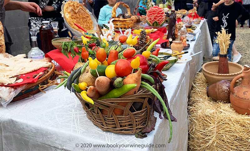 Armenian meal